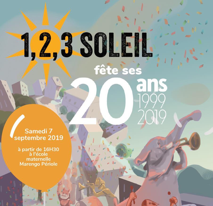 L'association 123 Soleil